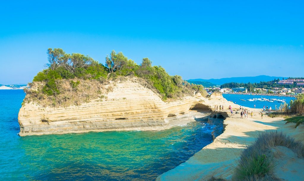 Corfu, Canal d'Amour
