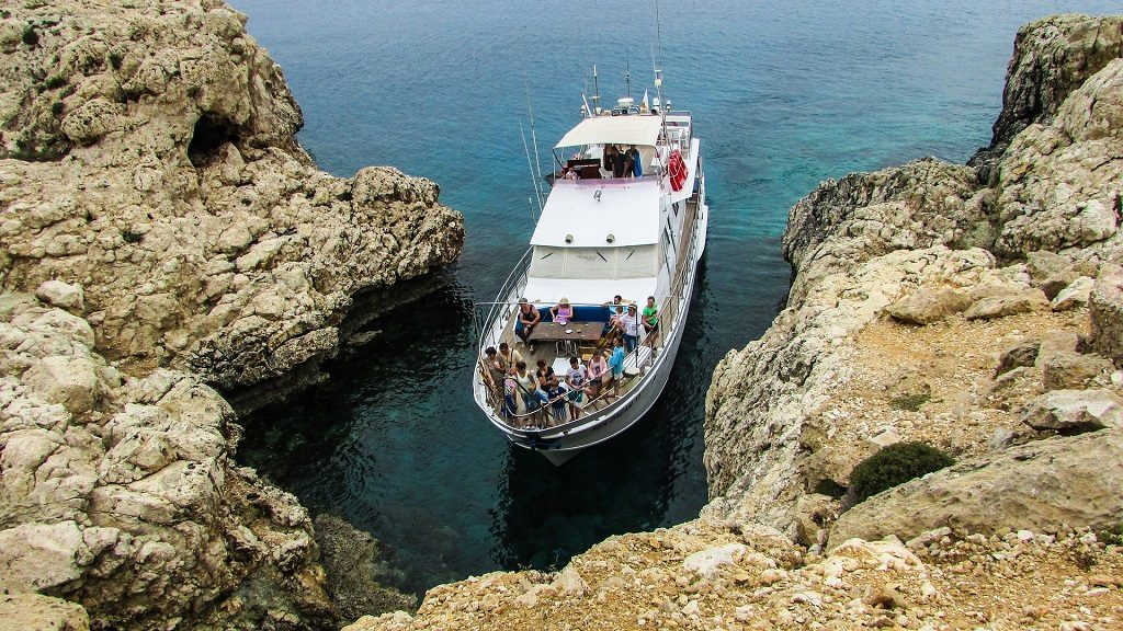 Croaziera cu vaporasul in Cipru