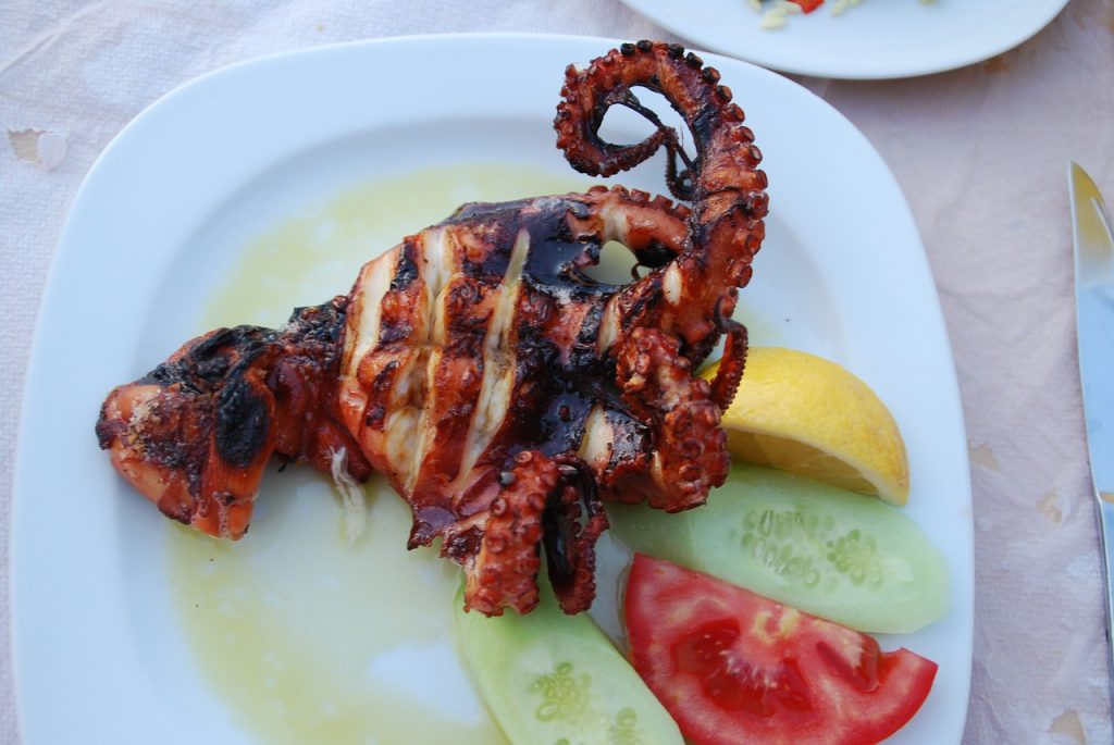 Creta - gastronomie