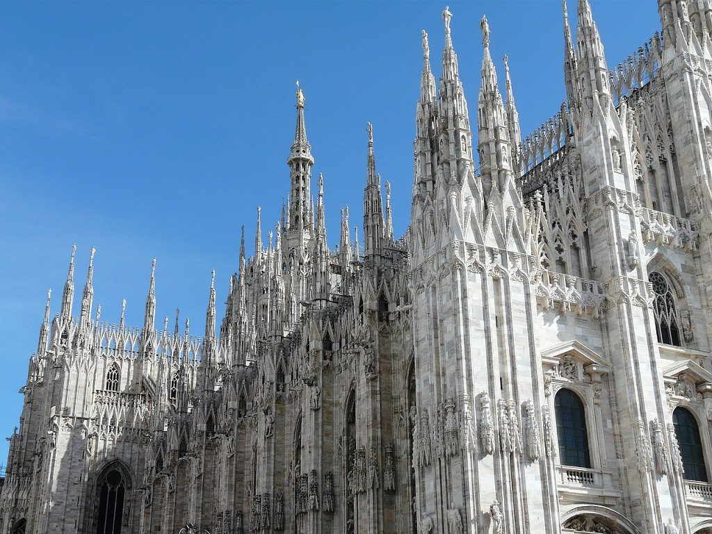 Milan, catedrala