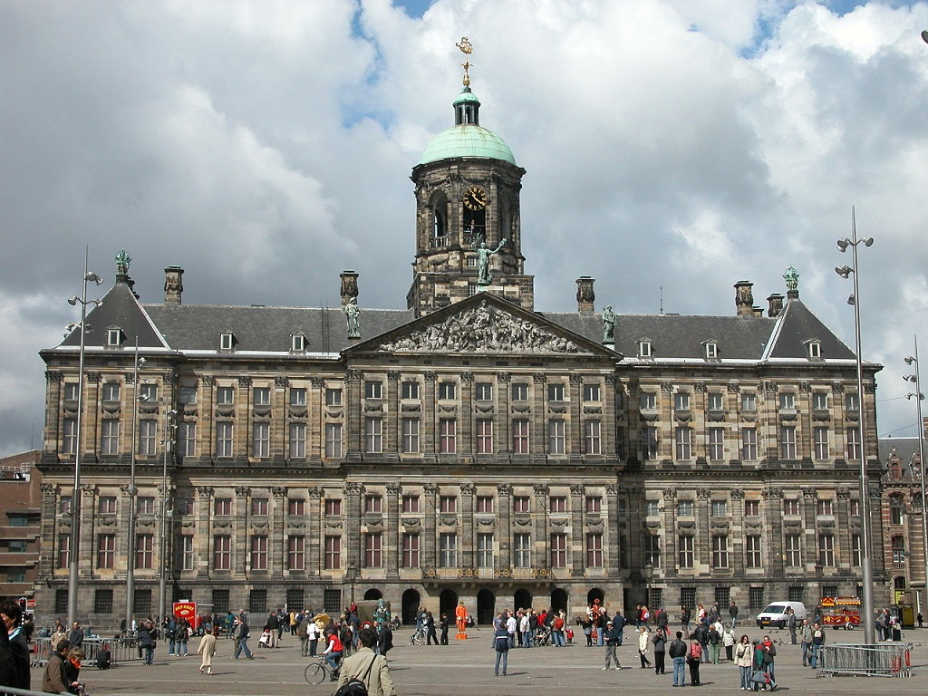 Palatul Regal Amsterdam
