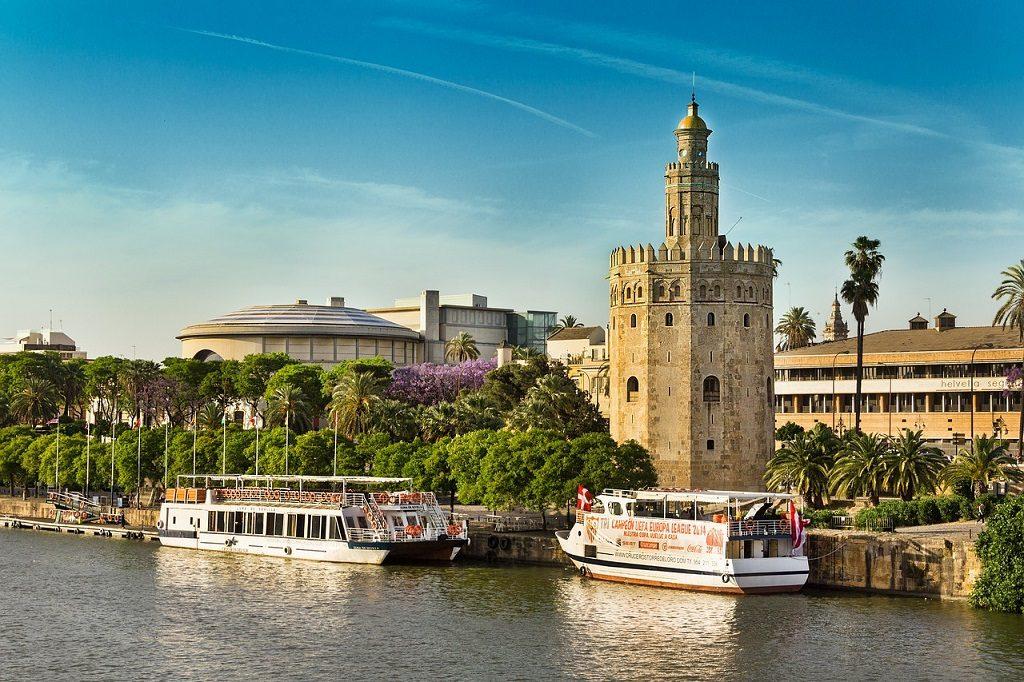 Sevilla, Capitala Andaluziei
