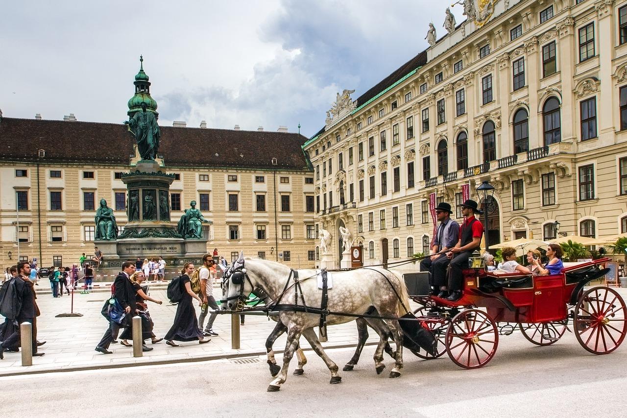 Obiective turistice Viena