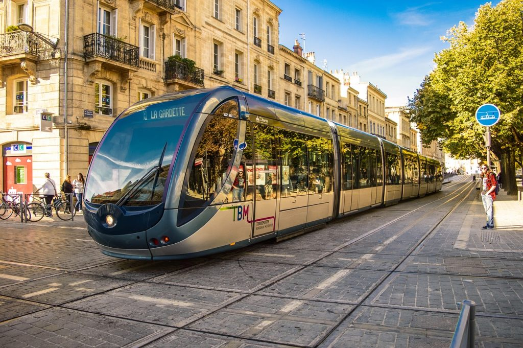 Bordeaux, Aquitania