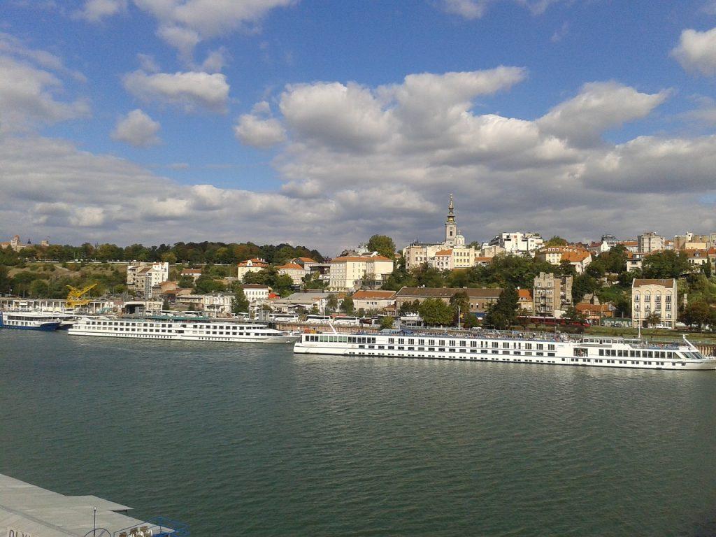 Dunarea la Belgrad