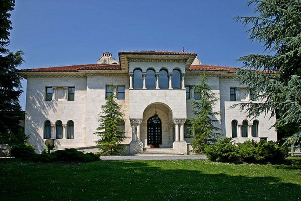 Obiective turistice Belgrad - Palatul Regal din Belgrad