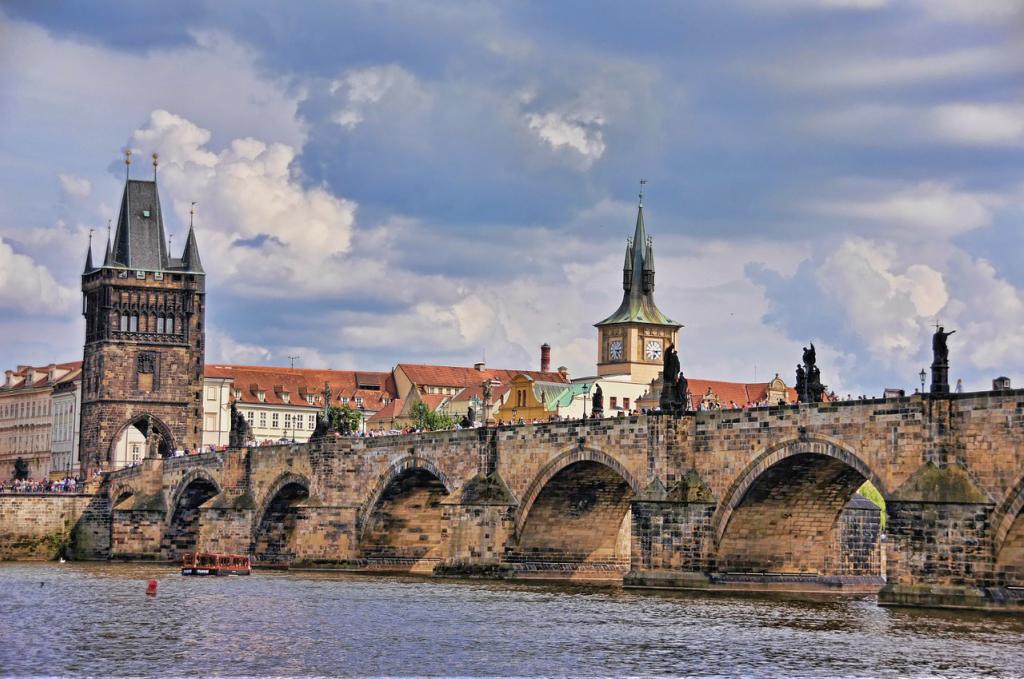 Podul lui Charles, Praga