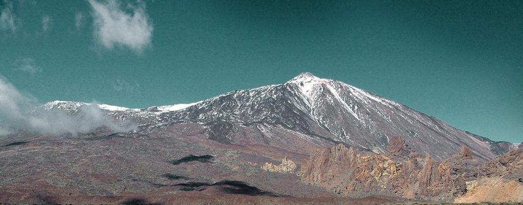 Tenerife, vulcanul Teide