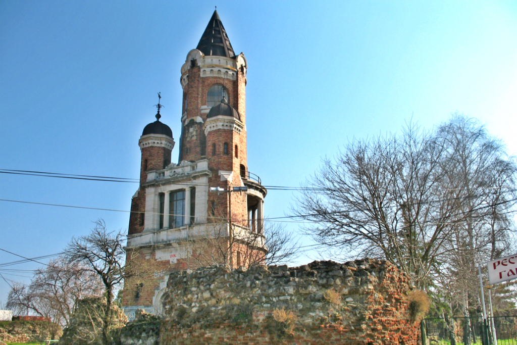 Turnul Sibinjanin Janko - Turnul Mileniului