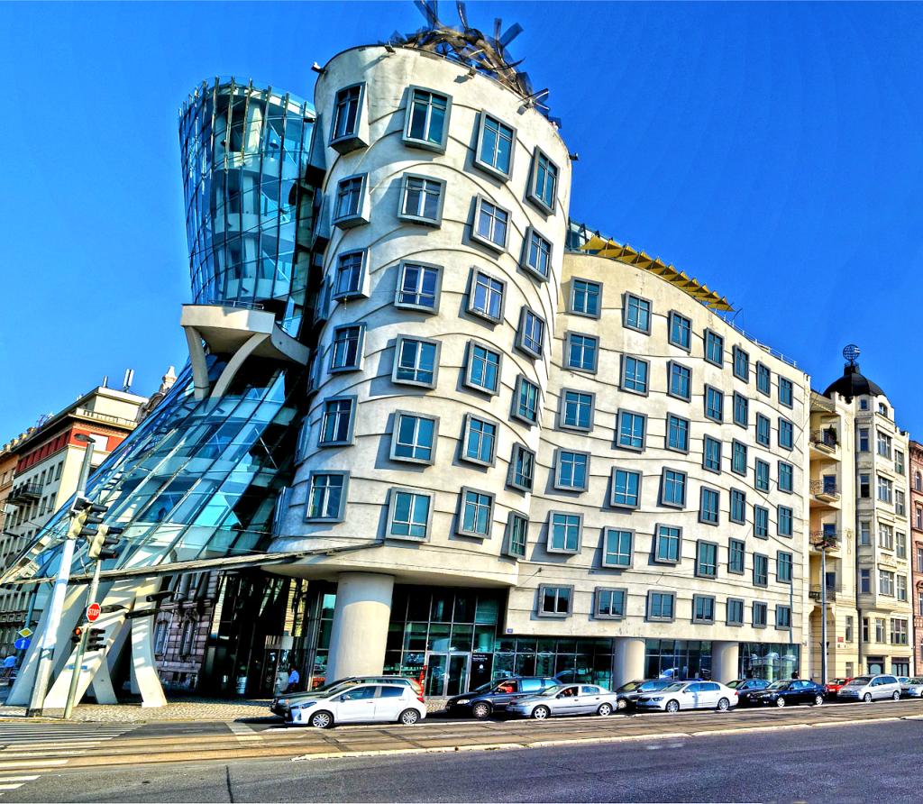 Casa Dansatoare din Praga