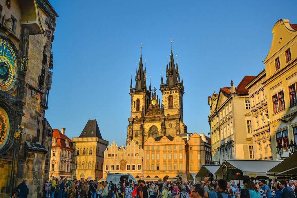 Centrul istoric Praga - atractii turistice