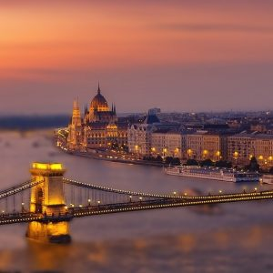 City Break Budapesta