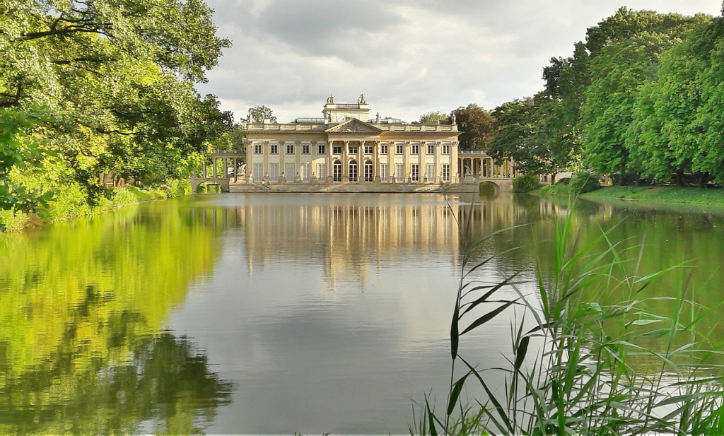 Palatul Lazienki