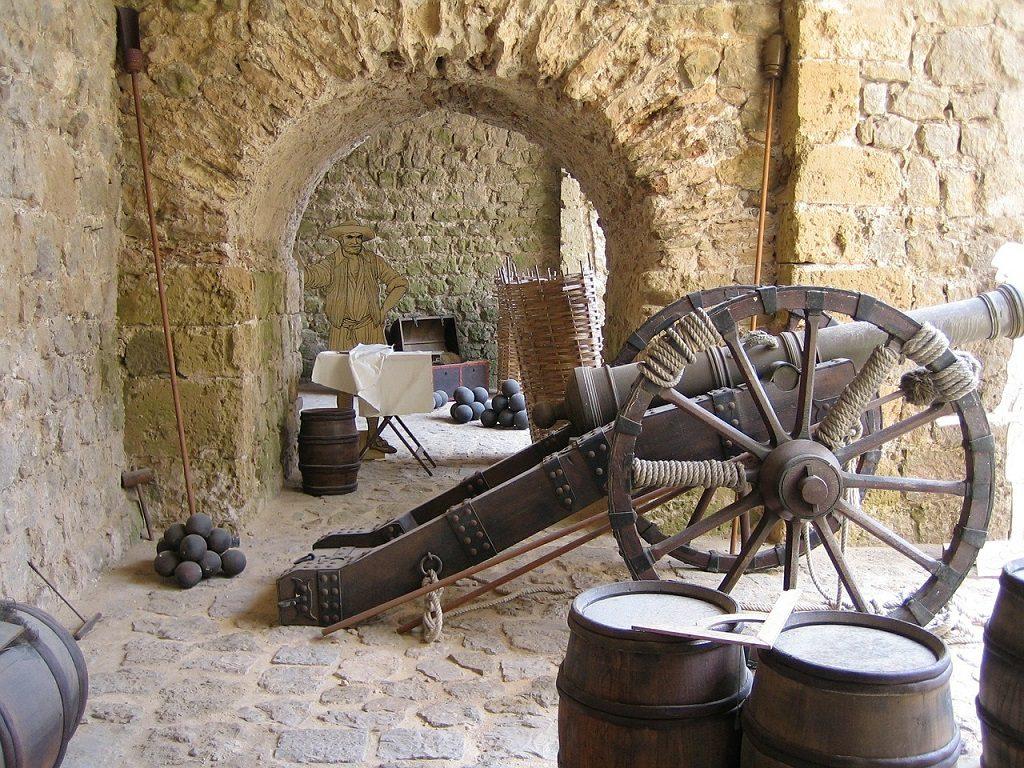 Dalt Eivissa - orasul vechi din Ibiza