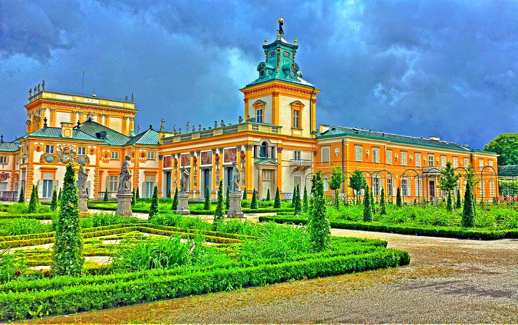 Palatul Wilanow