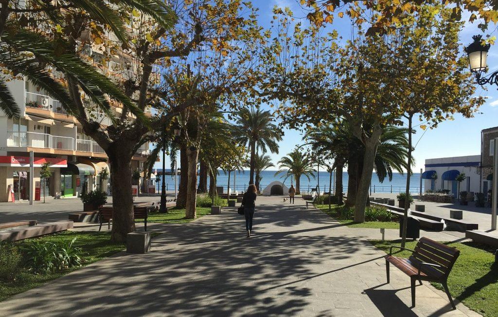 Santa Eulalia - statiune in Ibiza