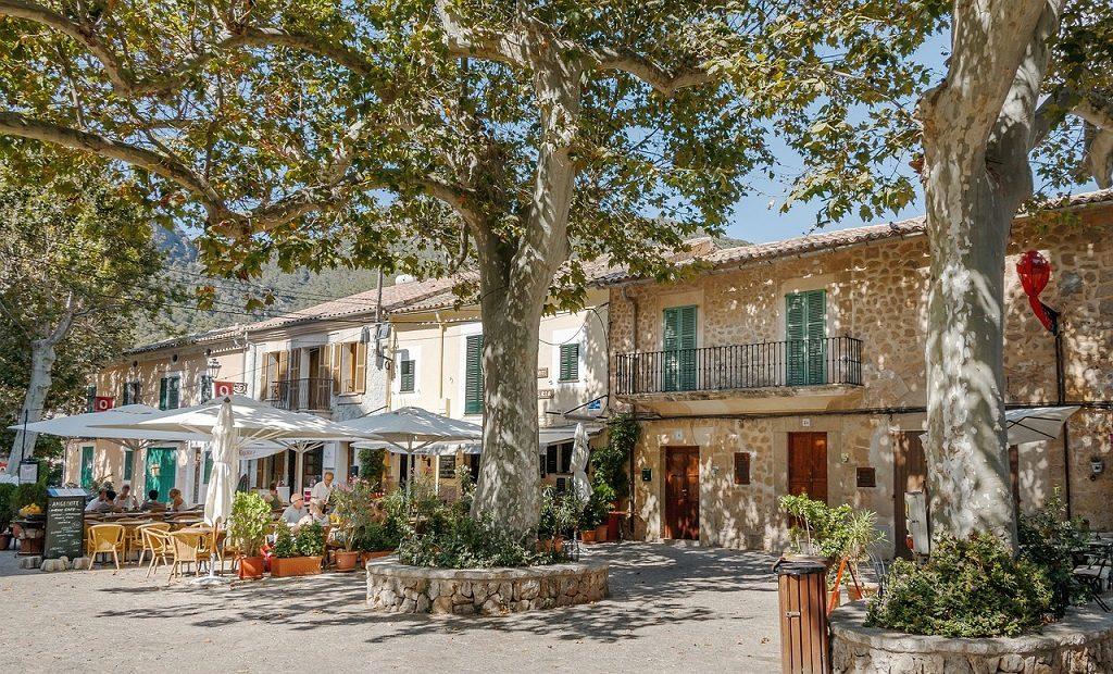 Valldemossa, Mallorca, Spania