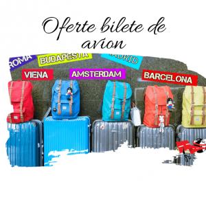 Reduceri bilete de avion pentru grupuri mici (min 6 persoane)