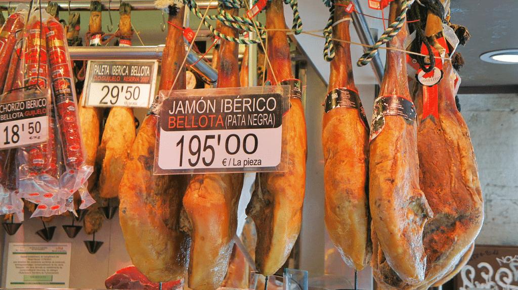 Ce poti vizita in Barcelona - Mercat La Boqueira