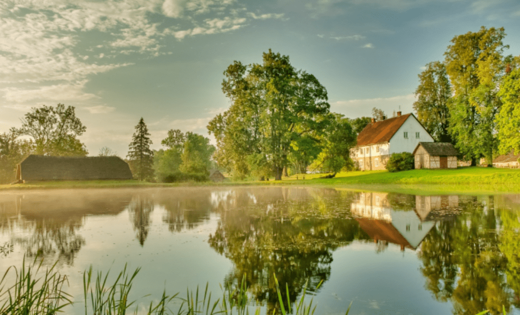 Obiective Turistice Letonia - Turaida Museum Reserve