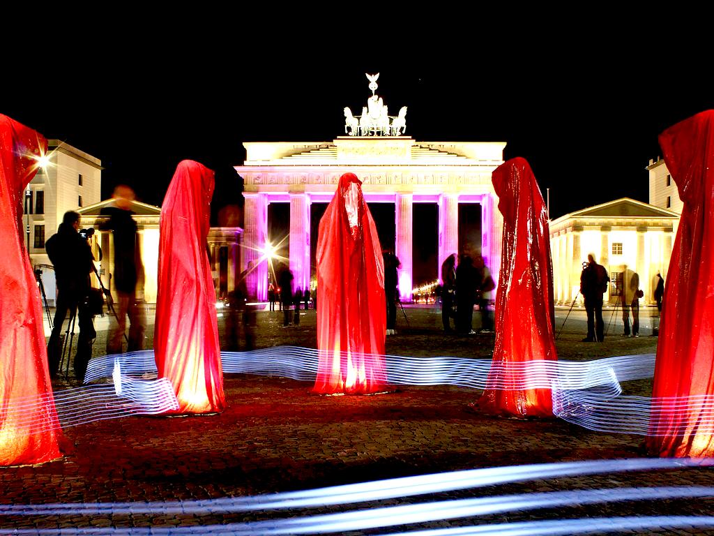 Obiective turistice Berlin - Poarta Brandenburg