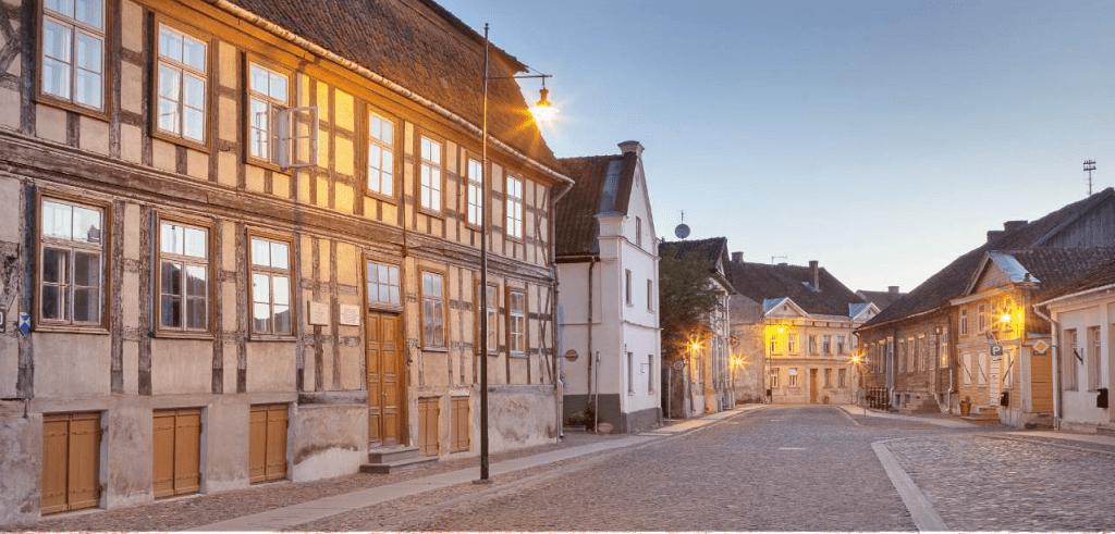 Obiective turistice Letonia - Kuldiga