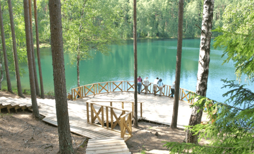 Obiective turistice Letonia - Latgale