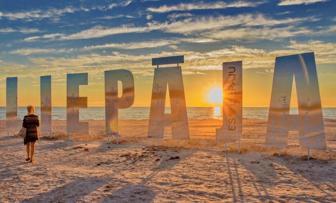 Obiective turistice Letonia - Liepaja