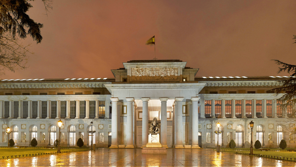 Obiective turistice Madrid - Muzeul Prado
