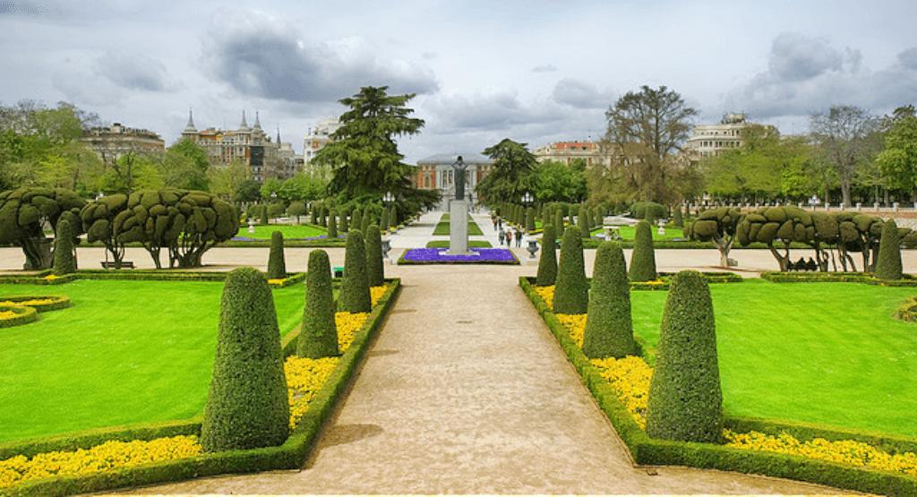 Obiective turistice Madrid - Parcul Buen Retiro