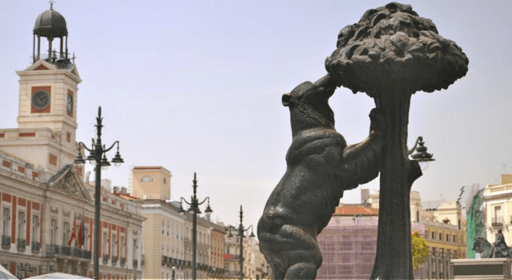 Obiective turistice Madrid - Puerta del Sol