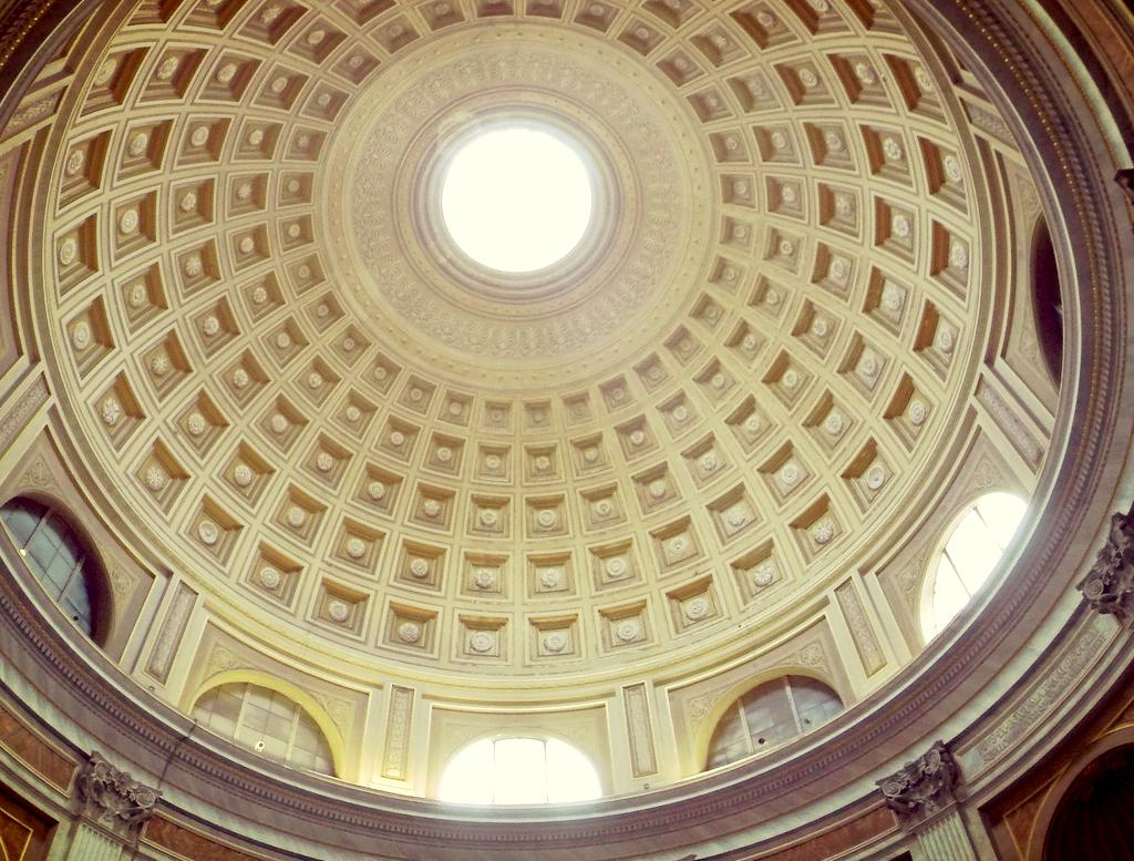 Obiective turistice Roma - Pantheonul