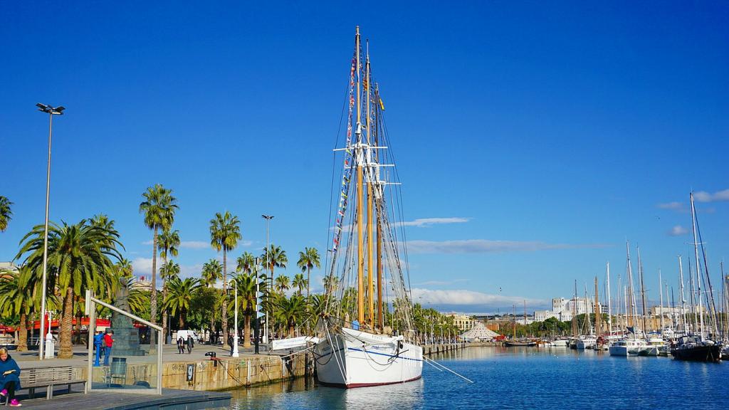 Vedere Port Barcelona