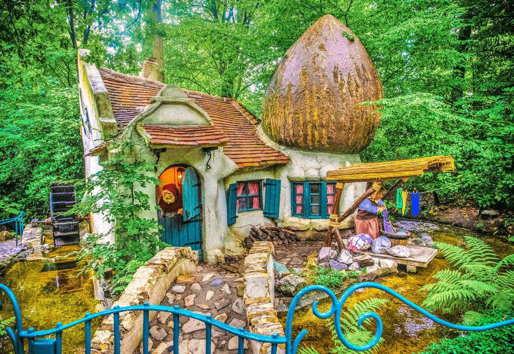 Parcul de distractii Efteling Park - Olanda