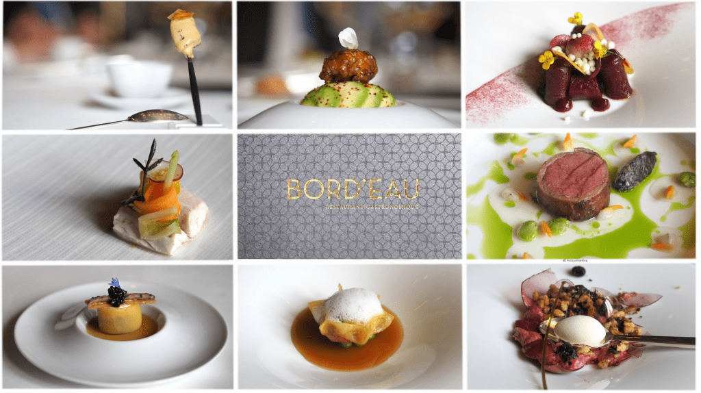 Restaurant Bord'Eau - Amsterdam, preparate exclusiviste premiate si mentionate in ghidul Michelin 2017