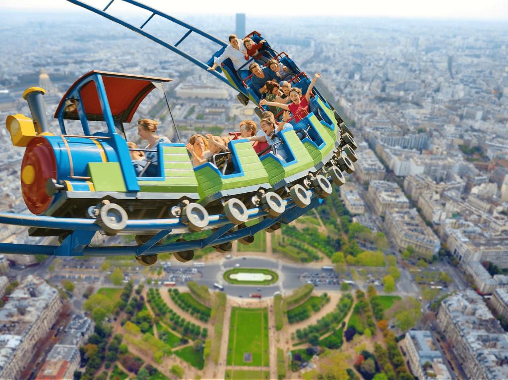 Destinatii de vacanta pentru familiile cu copii - Parcurile de distractii Europa