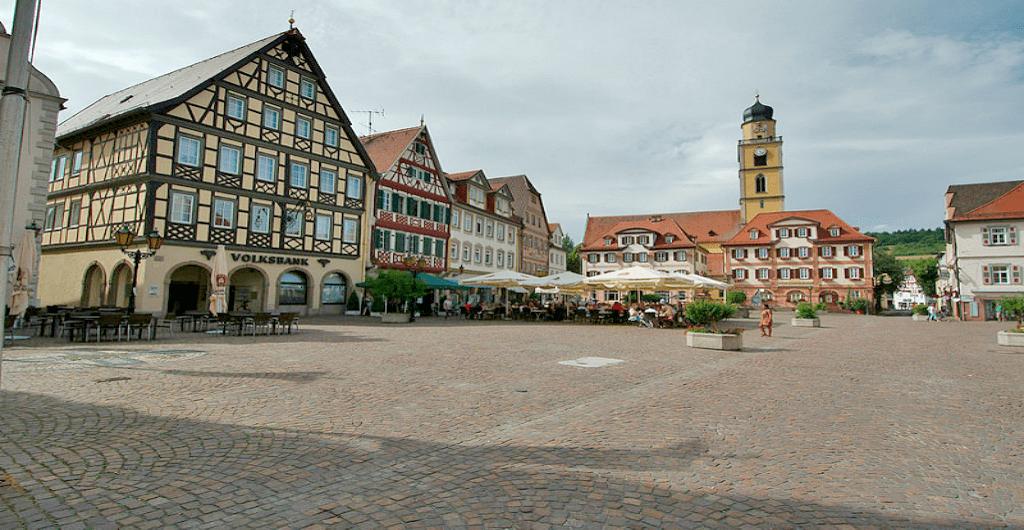 Romantische Strasse - Bad Mergentheim