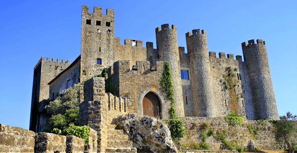 Castele Europa, unde te poti caza - Castelo de Obidos
