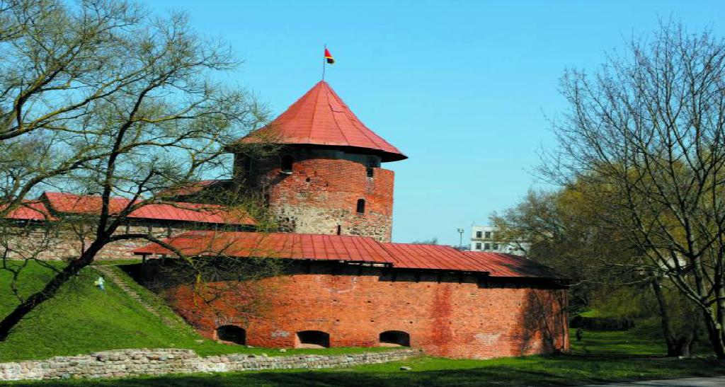 Obiective turistice Lituania - Catelul Kaunas