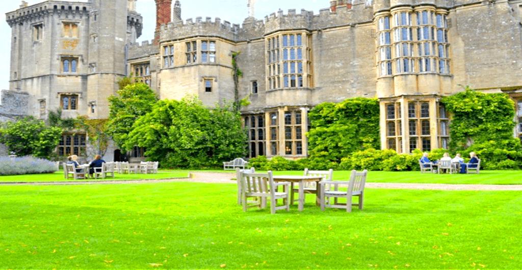 Castele europa unde te poti caza - Castelul Thornbury - Anglia