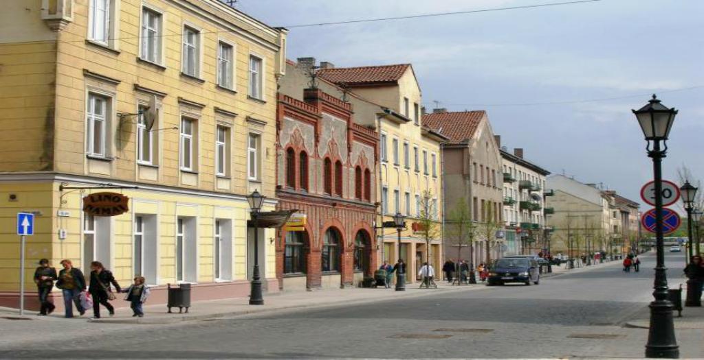 Obiective turistice Lituania - Klaipeda