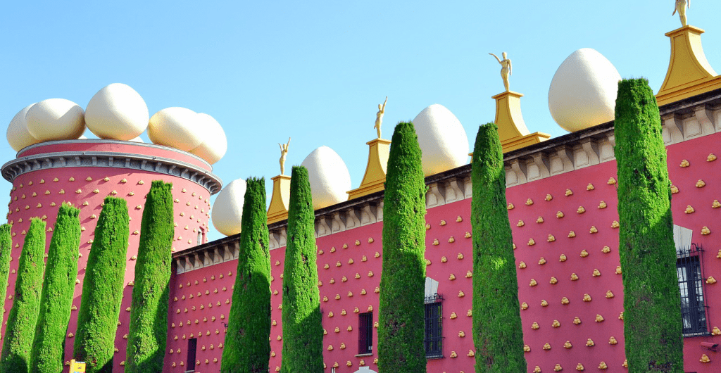 Muzee Europa- Muzeul-Teatru Dali - Spania