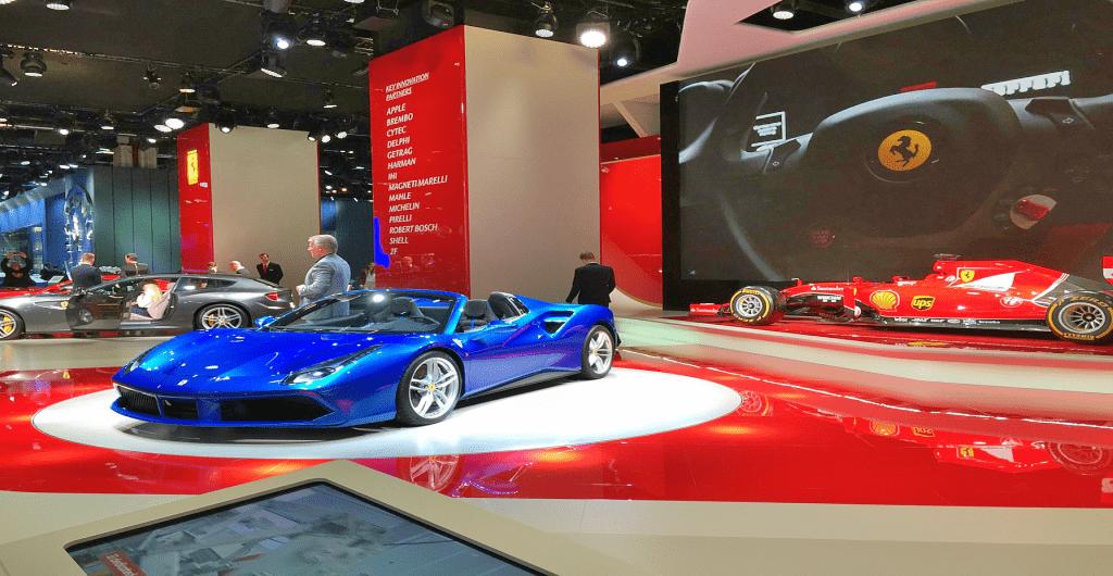 Muzee Europa - Muzeul Ferrari Italia