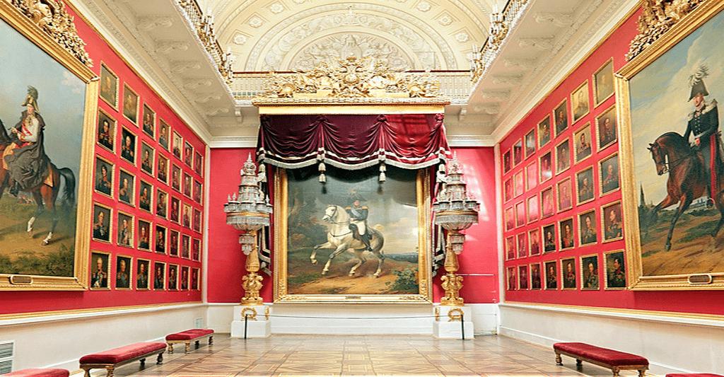 Muzee Europa - Muzeul Hermitage - Sankt Petersburg