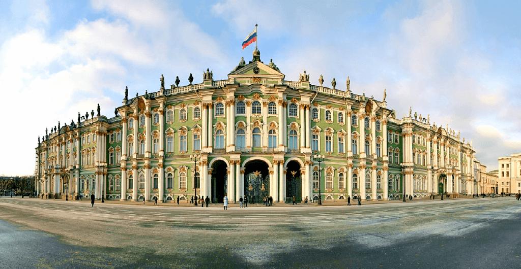 Muzee Europa - Muzeul Hermitage Sankt Petersburg