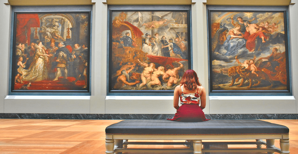 Muzee Europa - Muzeul Luvru - Paris