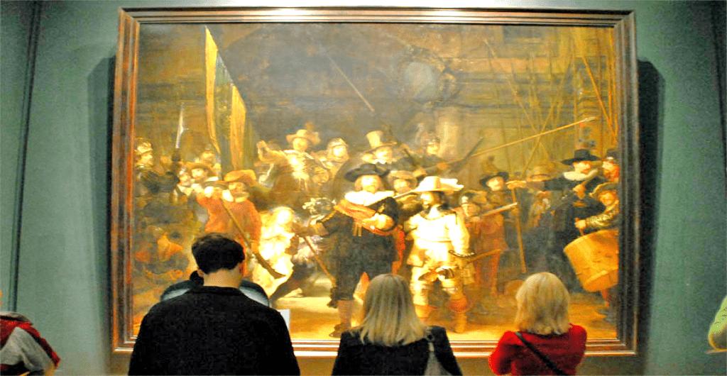 Muzee Europa - Muzeul Rijksmuseum Amsterdam