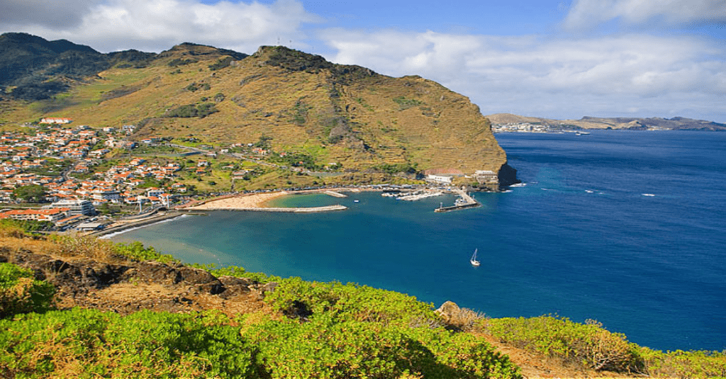 Obiective turistice Madeira - Orasul Machico