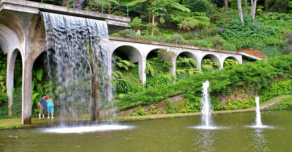 Sejur in Madeira - Parcul Monte