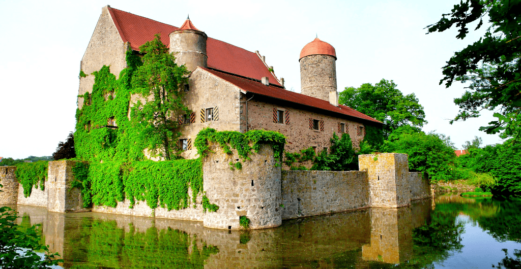 Castele Europa, unde te poti caza - Schloss Sommersdorf